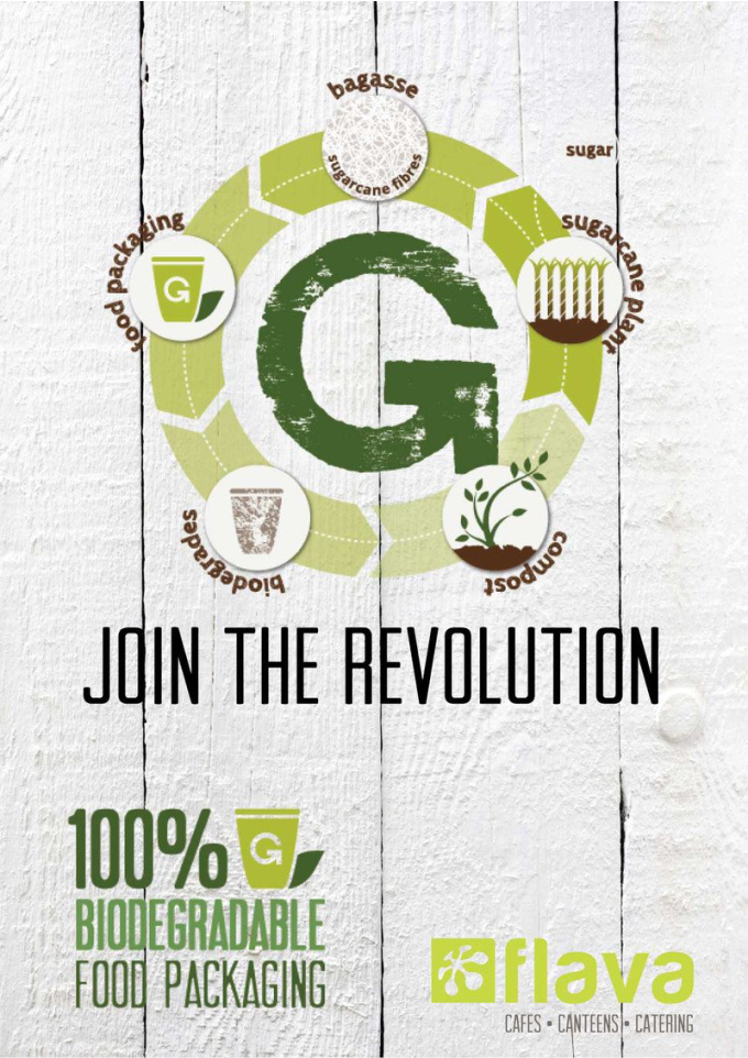Cafe Flava Join the Revolution