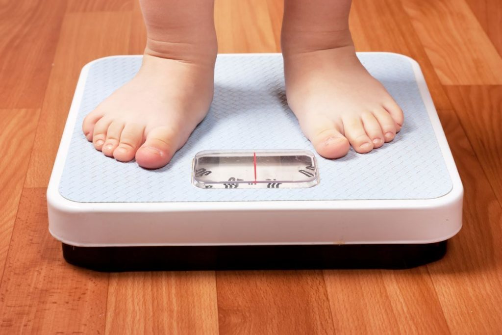 Achieving Weight Loss in Young Children by Kelly Francis, Registered Dietitian